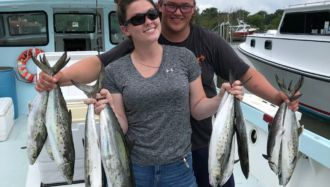 BF andn GF with catch